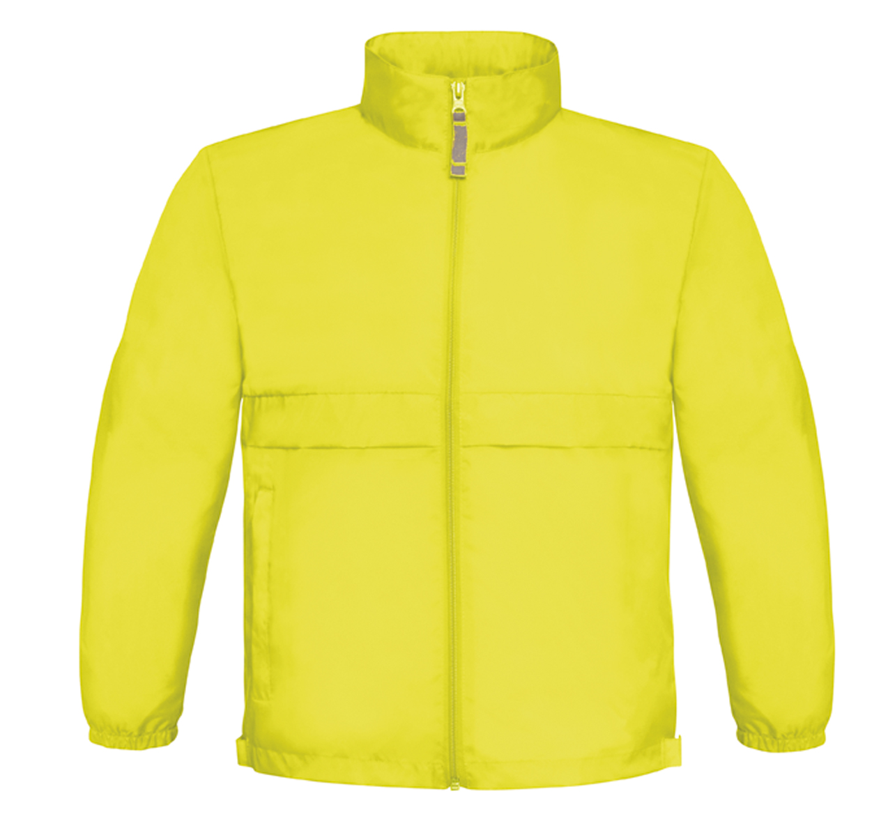 Sirocco Windbreaker Neon Yellow