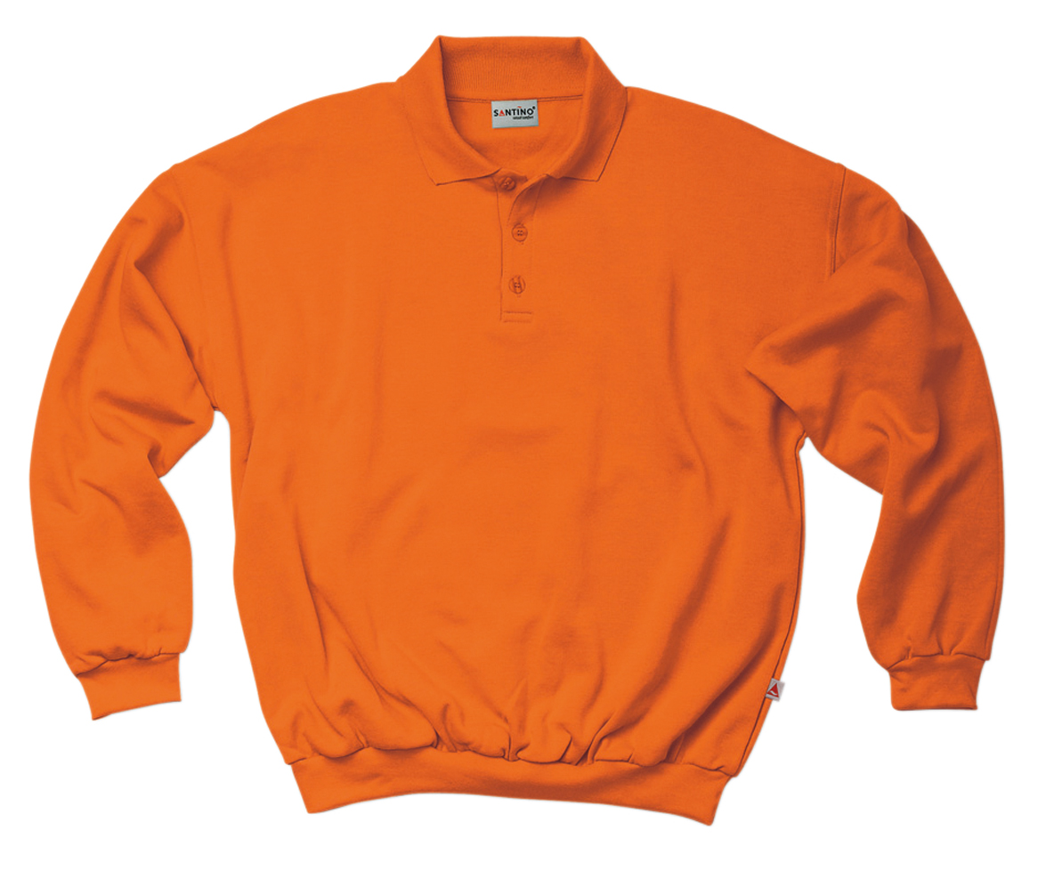 Santino Polo sweater Robin Oranje