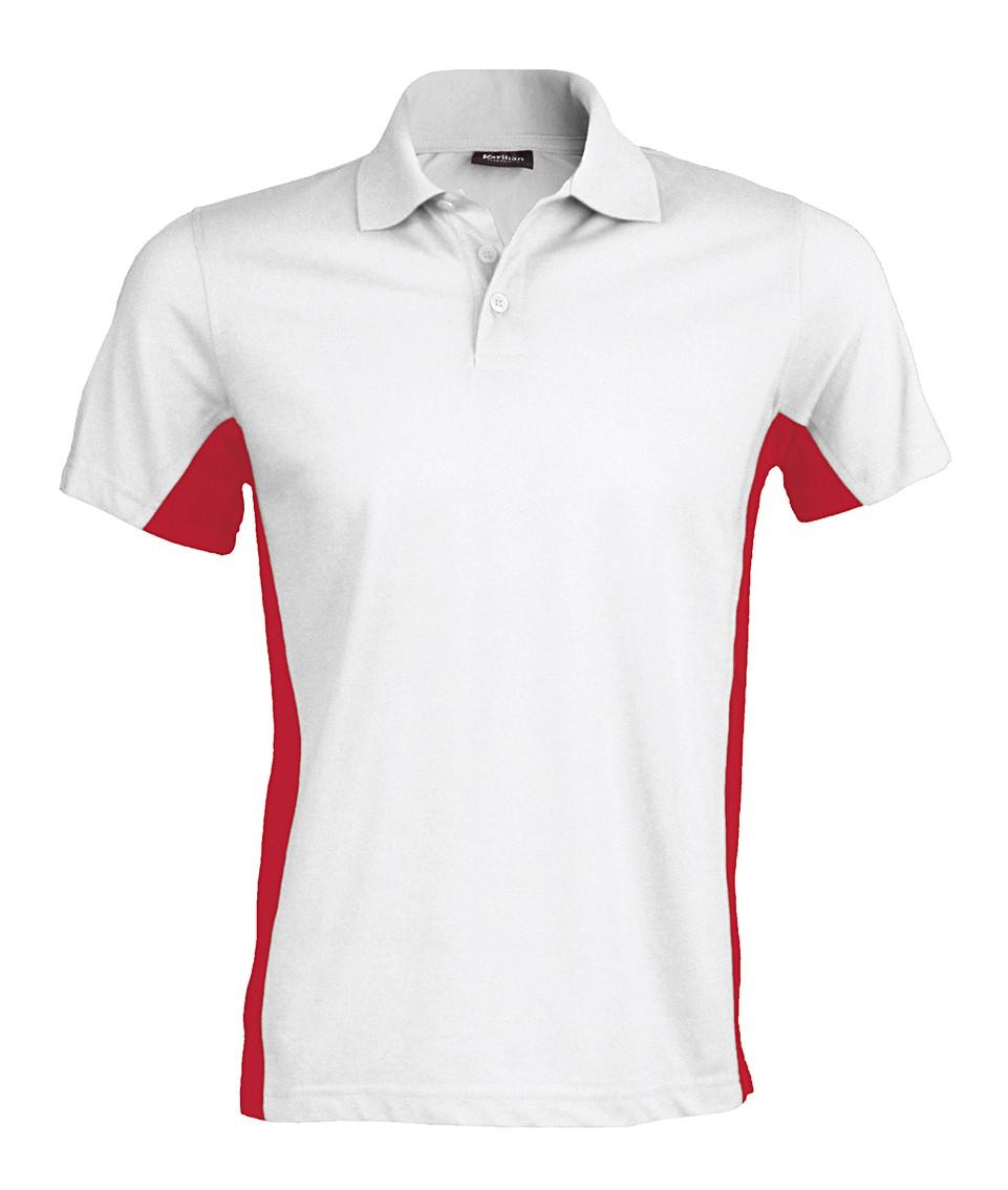 K232 White - Red