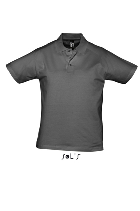 Sols Prescott Men Dark Grey