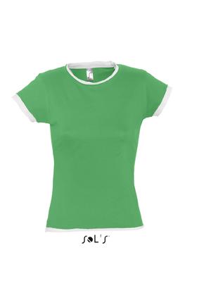 Sols Moorea Bright Green - White