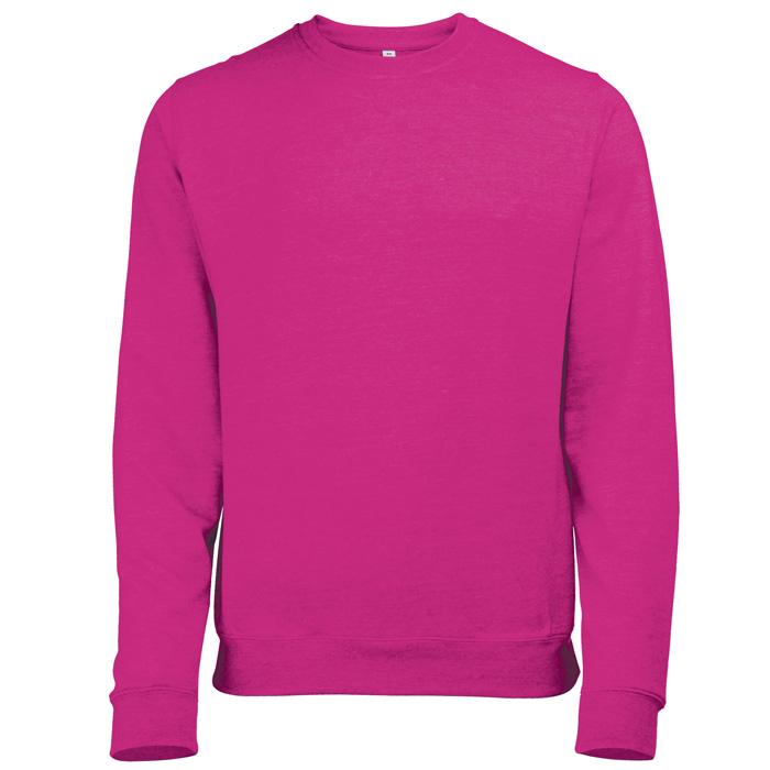 AWDis Heather Sweatshirt pink