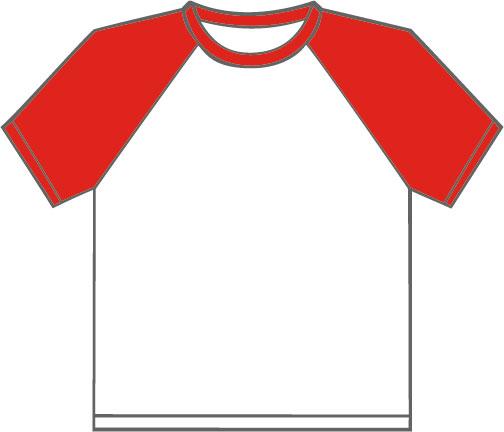 K330 White - Red