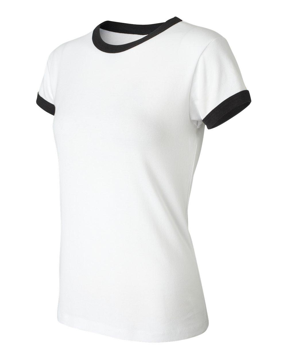 Bella 1007 White - Black