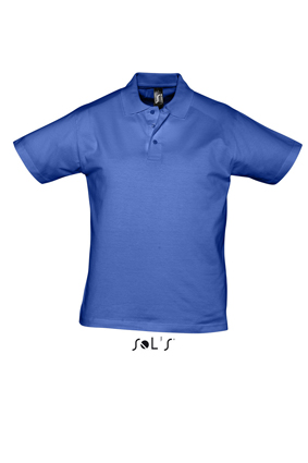 Sols Prescott Men Royal Blue