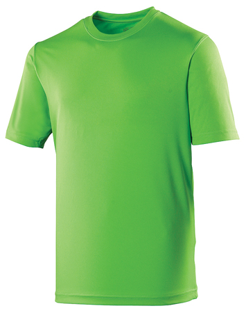AWDis Just Cool Sportshirt JC001 Lime Green