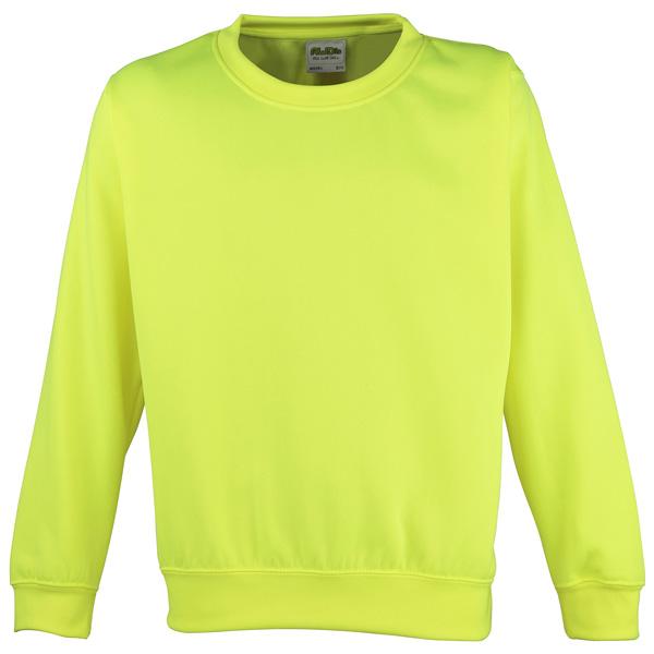 AWDis Electric Sweater yellow