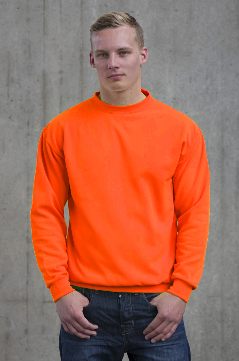 AWDis Electric Sweater JH034 Electric Orange