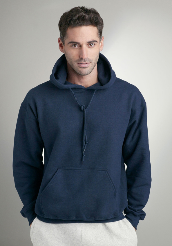 Gildan Ultra Blend Hooded sweater GI12500 foto