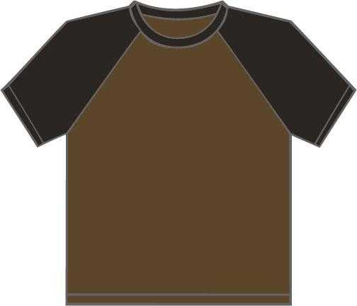 K330 Khaki - Black