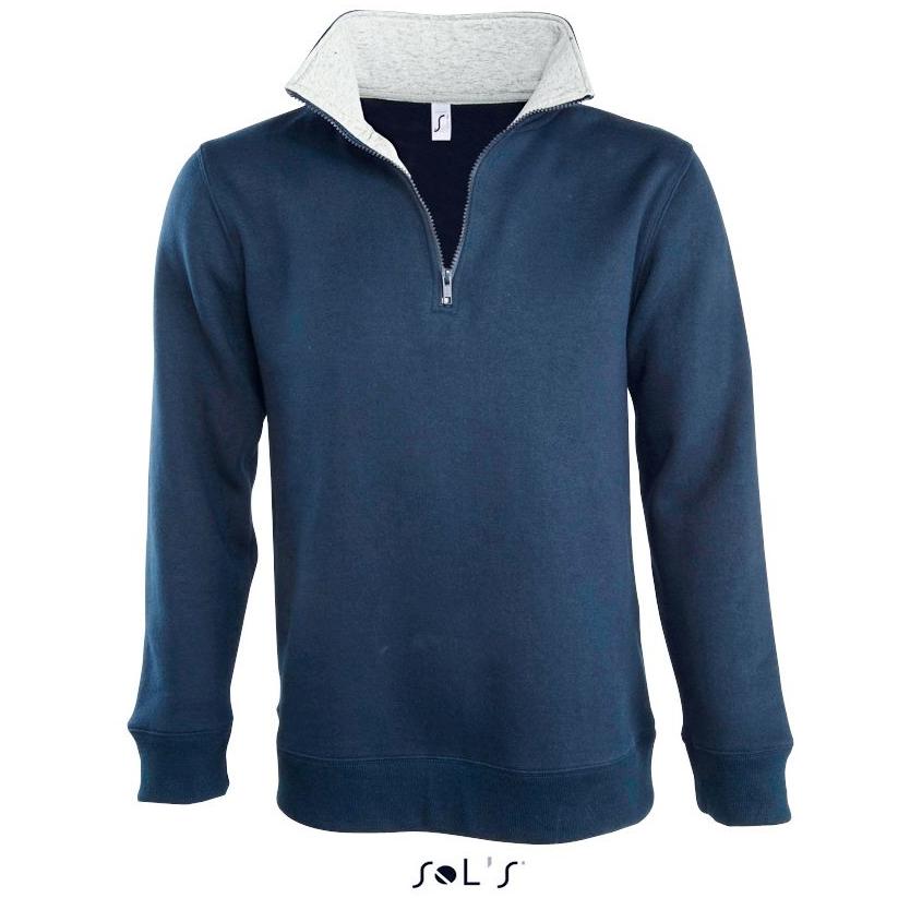 Sols Scott Unisex Sweatshirt navy