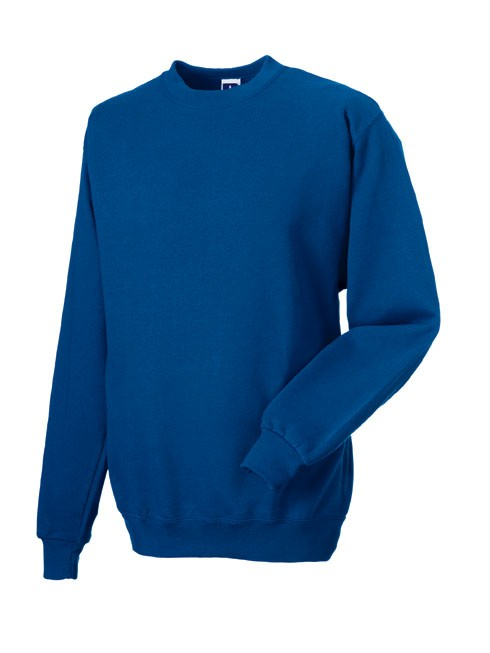 Russell Set-in Sleeve Sweatshirt RU262M Bright Royal Blue