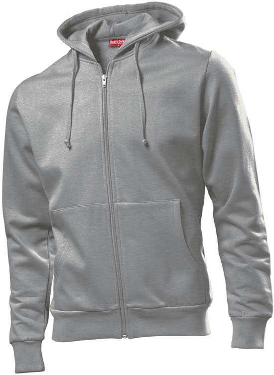 Hanes 6190 Grey Heather