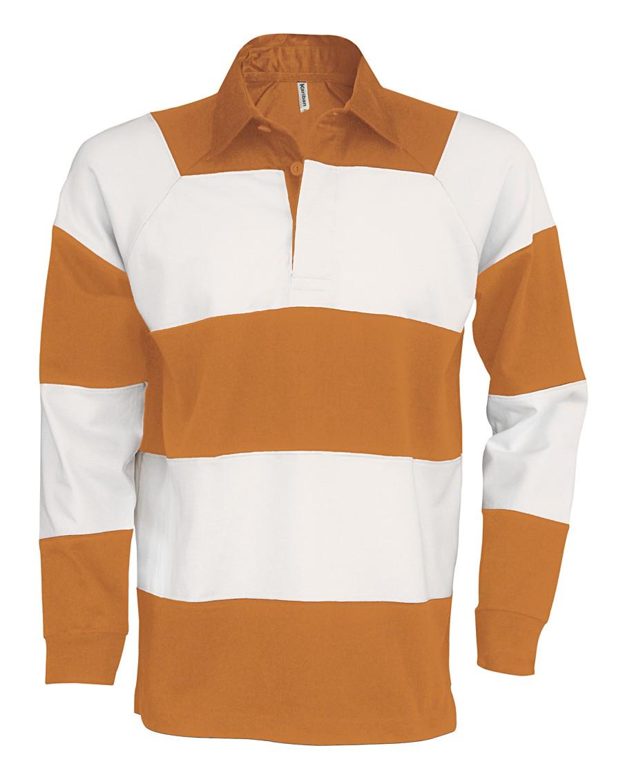K204 Orange-White