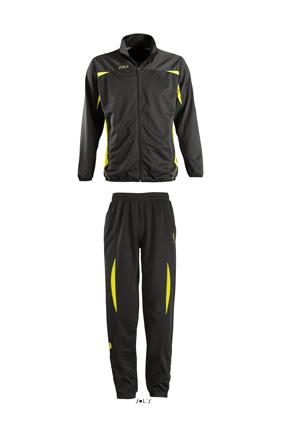 Sols Camp Nou Black - Lemon