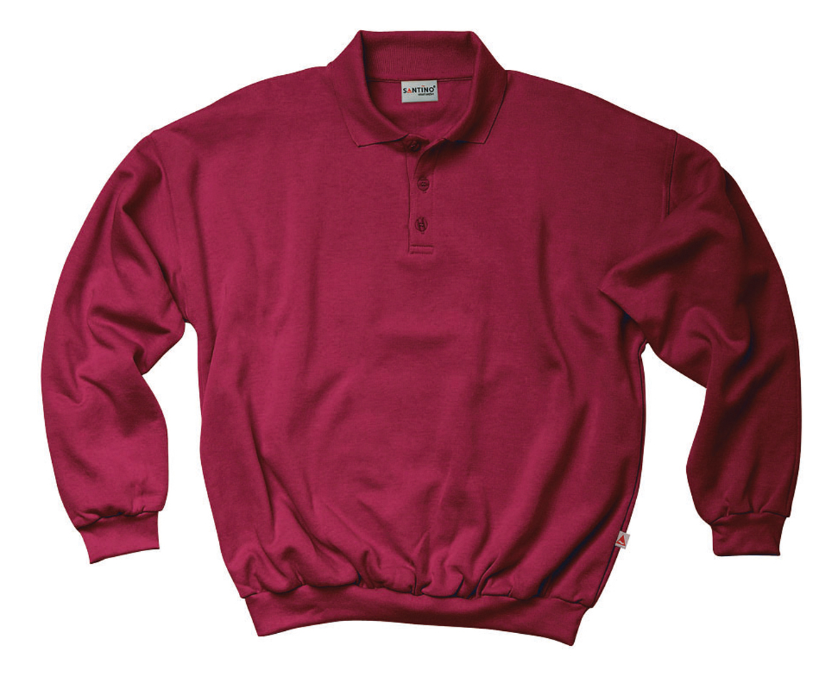 Santino Polo sweater Robin Bordeau