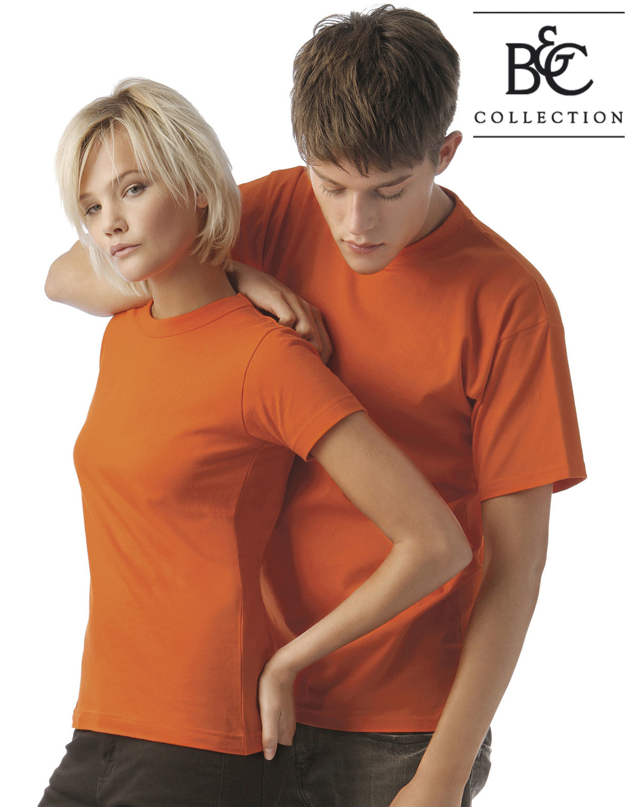 T-shirt met korte mouwen 190 grams