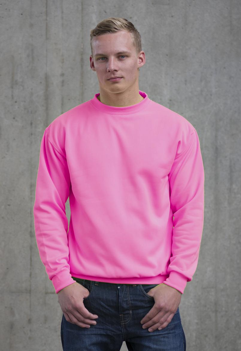 AWDis Electric Sweater JH034 Electric Pink