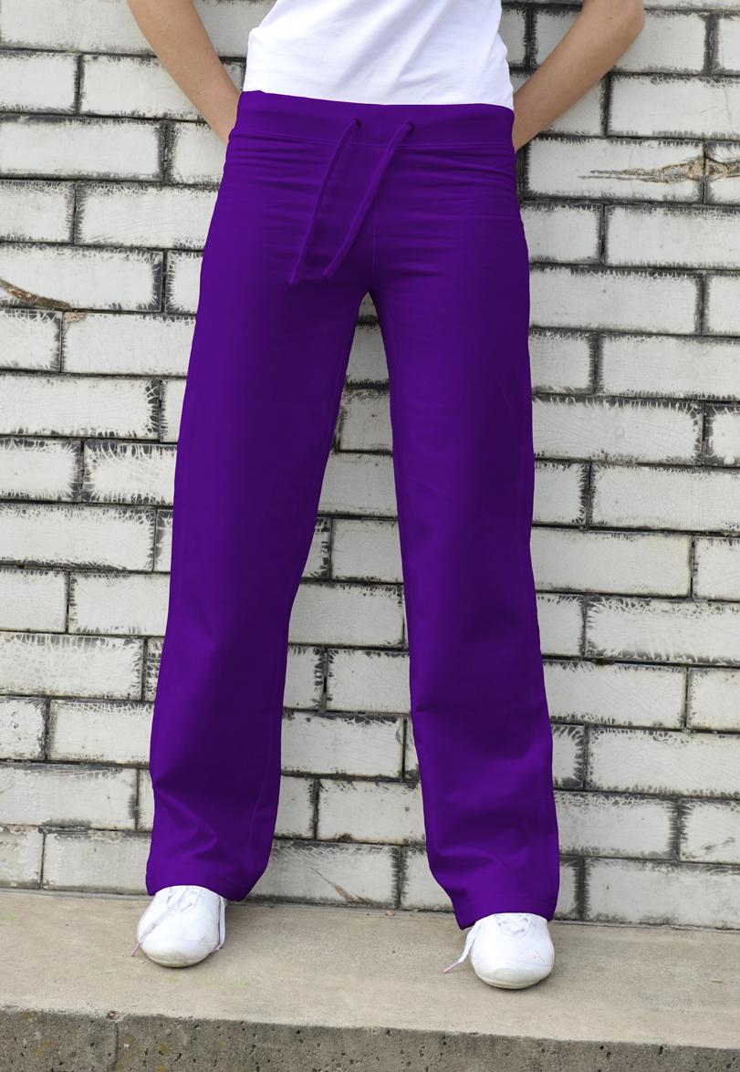 AWDis Girlie Joggingbroek JH075 Purple