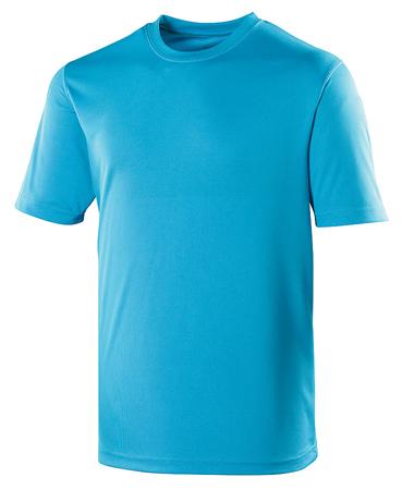AWDis Just Cool Sportshirt JC001 Sapphire Blue