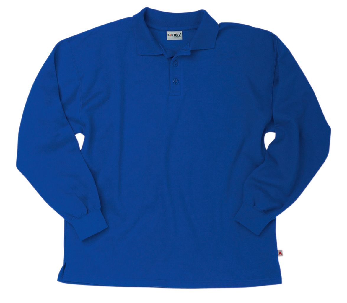 Santino Polosweater Rick Kobalt