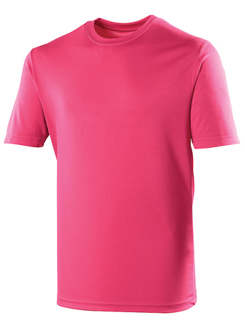 AWDis Just Cool Sportshirt JC001 Hot Pink