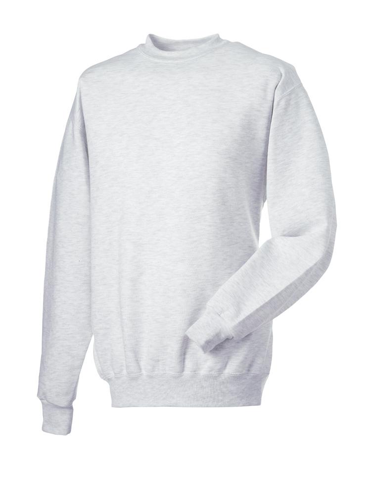 Russell Gold Label Set-in Sweater RU162MC Birch