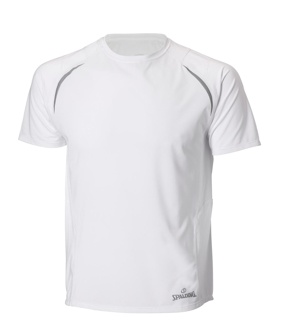 Spalding Endurance heren T-shirt Wit