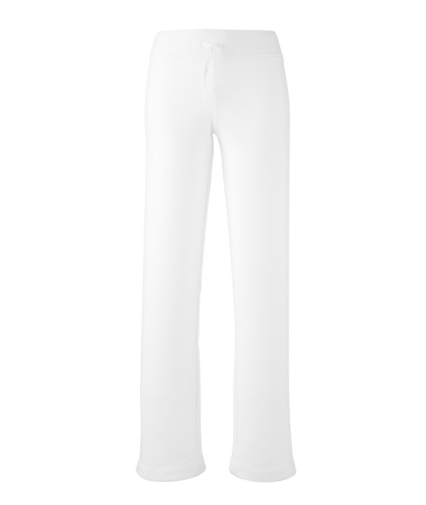 Fruit of the Loom Lady-Fit Joggingbroek White