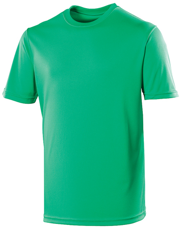 AWDis Just Cool Sportshirt JC001 Kelly Green