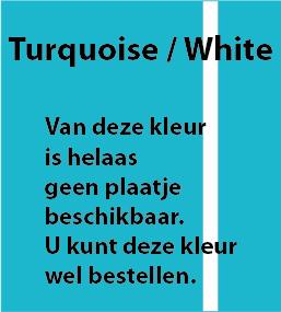 KS108 Turquoise - White