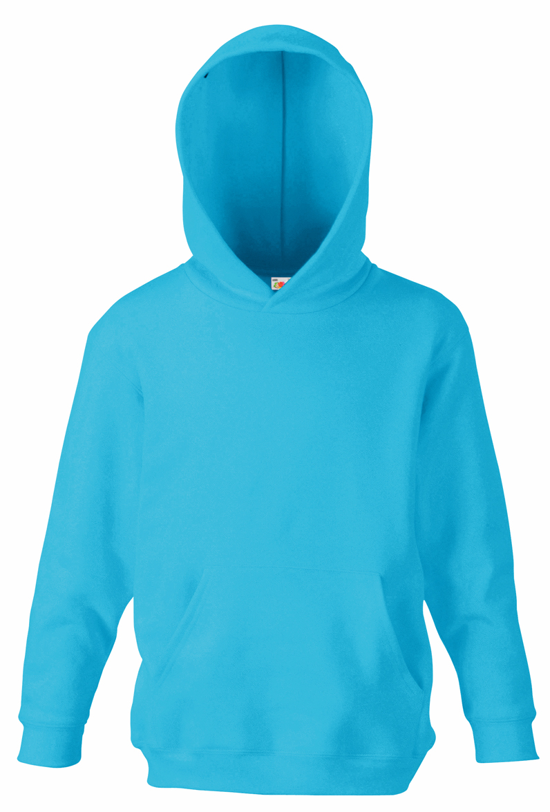 FotL Hooded Sweater Kind Azure Blue