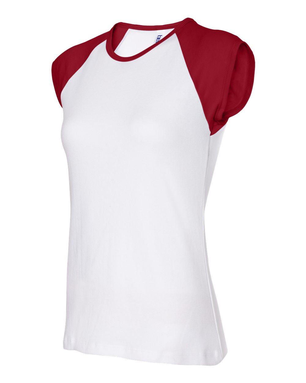 Bella 2020 White - Red