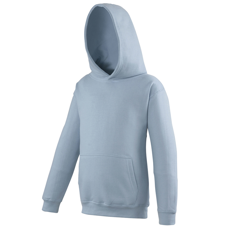 AWDis Hoods Kids Hoodie Sweater Kinderen Sky Blue