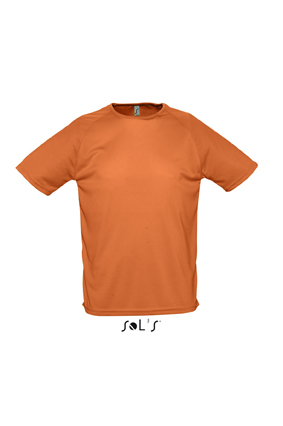 Sols Sporty sportshirt Orange