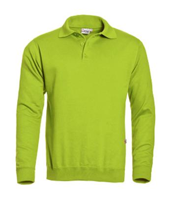 Santino Polo sweater Robin Lime
