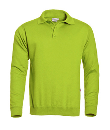 Santino Polo sweater Robin Lime