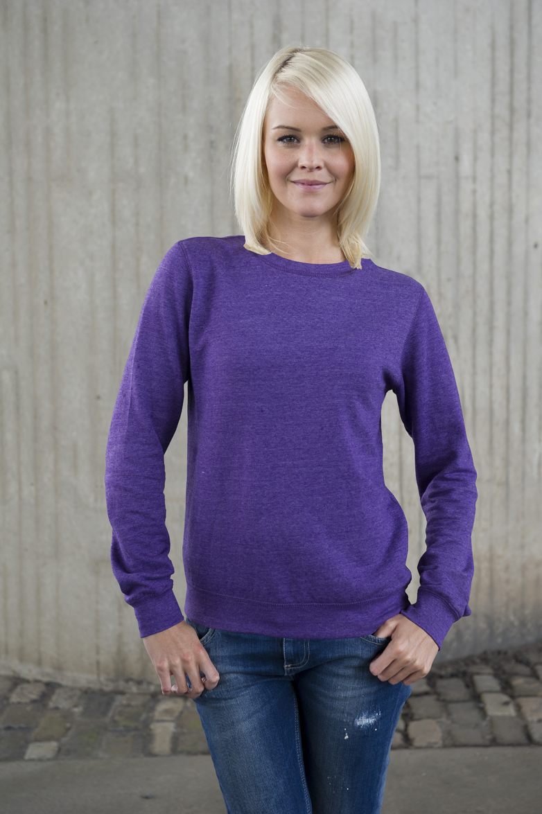 AWDis JH045 Purple Heather