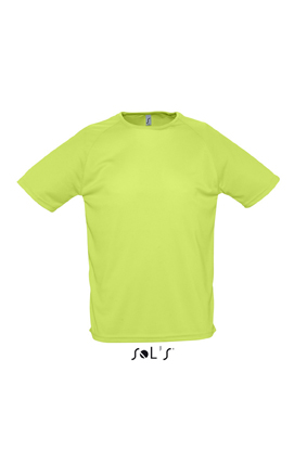 Sols Sporty sportshirt Apple Green