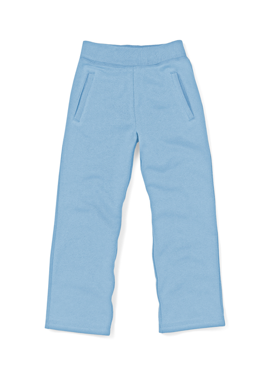 Mantis Kids Joggingbroek HM22 Kids Pants Sky Blue