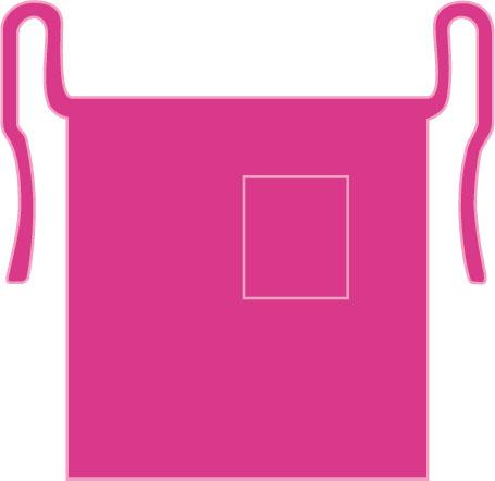 PR158 Hot Pink
