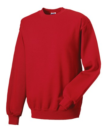 Russell Set-in Sleeve Sweatshirt RU262M Classic Red