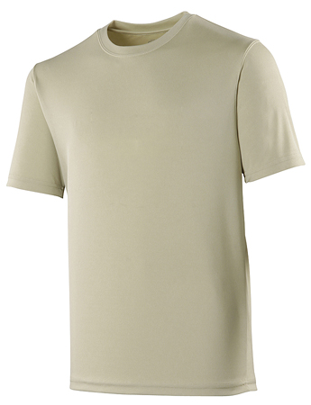 AWDis Just Cool Sportshirt JC001 Desert Sand