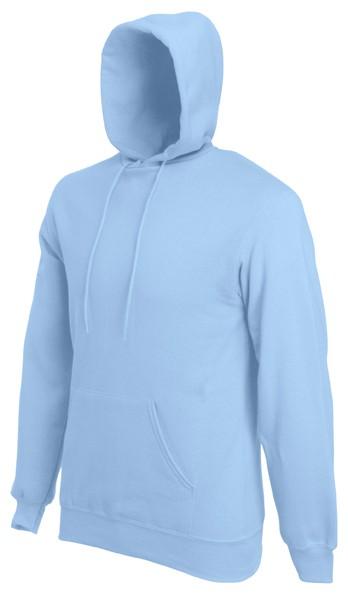 Fruit of the Loom hoodie sweater SC244C Sky Blue