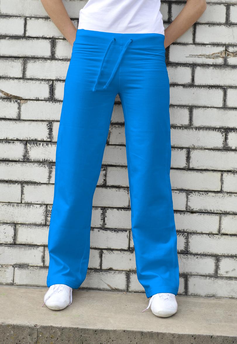 AWDis Girlie Joggingbroek JH075 Sapphire Blue