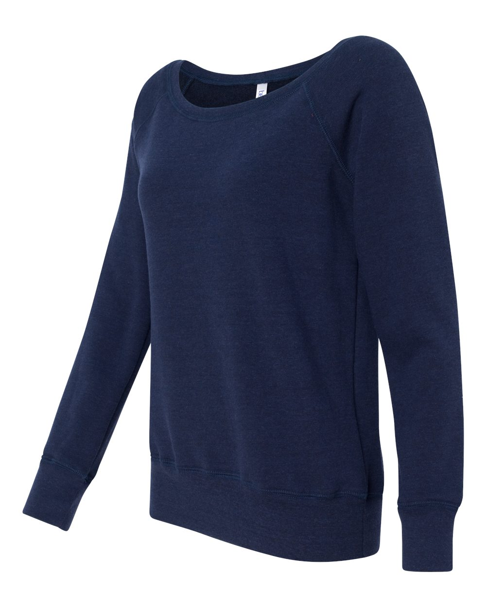 Bella dames trui 7501 Navy Heather