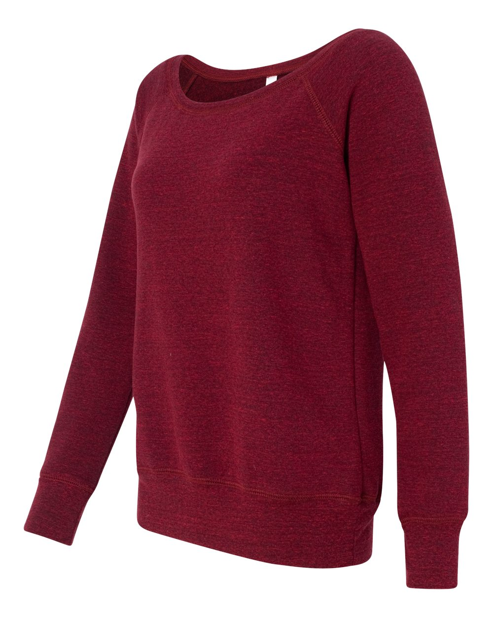 Bella dames trui 7501 Red Heather