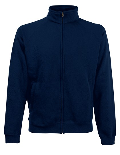 Fruit of the Loom Sweat Jacket SC62228 Dark Navy