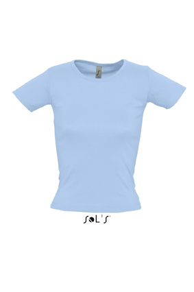 Sols Lady Rond Sky Blue