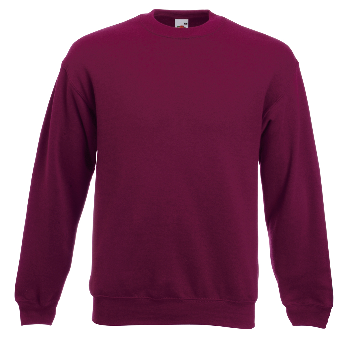 Fruit of the Loom Set-In Sweater 622020 Burgundy